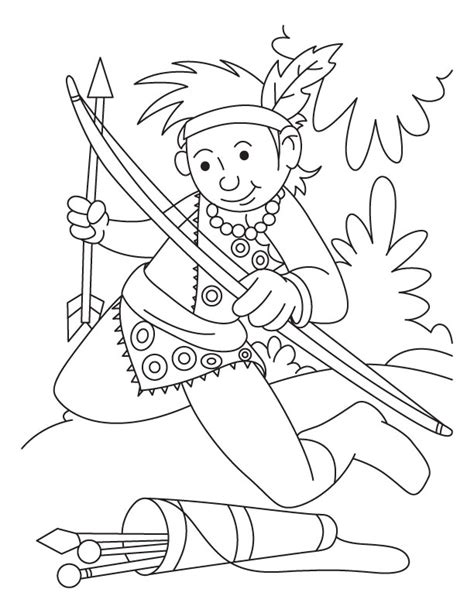 crossbow coloring page free coloring pages of quiver