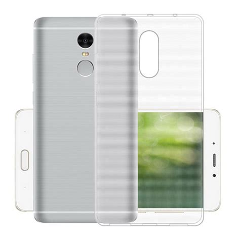 Ultra Thin Redmi Note 4 ultra thin tpu back cases for xiaomi redmi note 4 transparent free shipping dealextreme