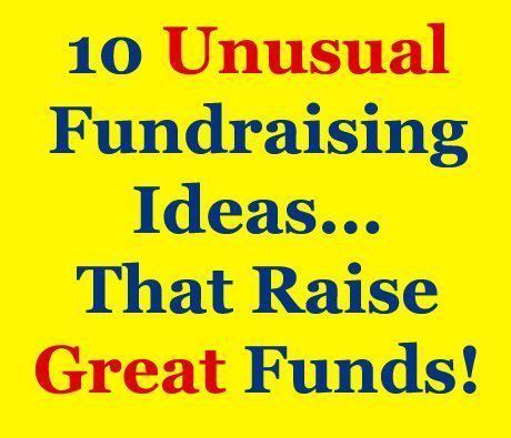Creative Fundraising Letter Ideas 97 best images about fundraising ideas on