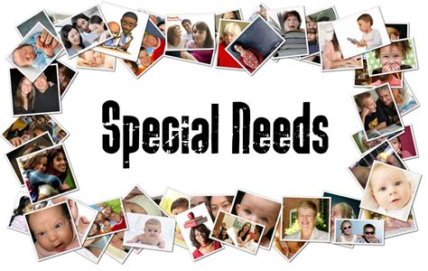 for special children special needs children s library