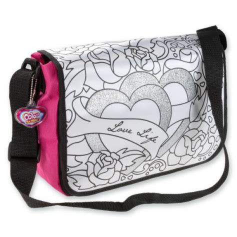 color me mine ta pin color me mine bolso mini bandolera high on