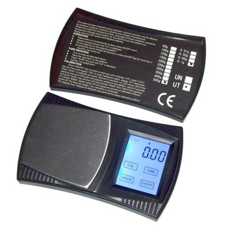 Mini Digital Scale 200gr Graduation 001g ut pocket scale jewelry scale in black ycscale everscale