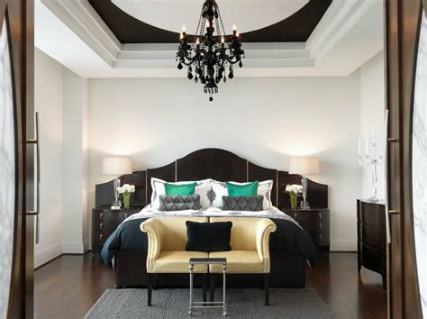 Schlafzimmermã Bel by Schicke Schwarze Schlafzimmerm 246 Bel Eleganter Charme