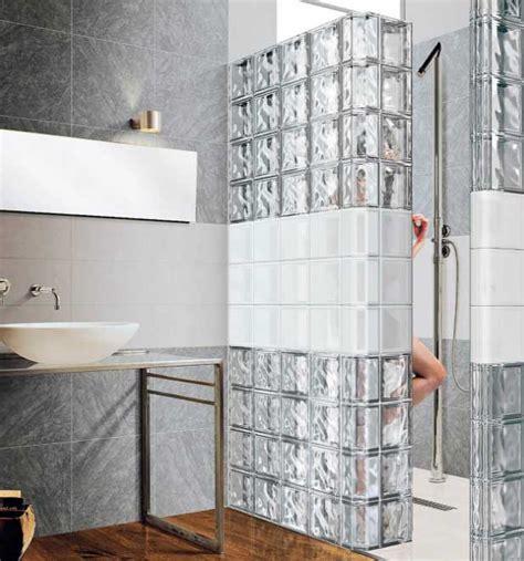 box doccia vetrocemento pareti in vetrocemento per bagni 10 idee meravigliose