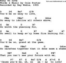 Guitar chords for easy pop songs