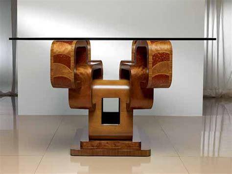 mesas y sillas cing mesa de comedor 243 vala de madera glamour king by carpanelli