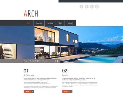 free html5 construction template 10 best free construction website templates 2018 themelibs
