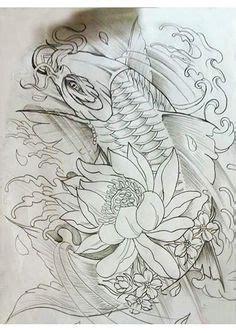 koi tattoo up or down koi carp sketch koi tattoo and tatoo