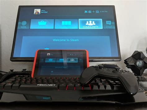 steam android how to set up the steam link beta on android android central