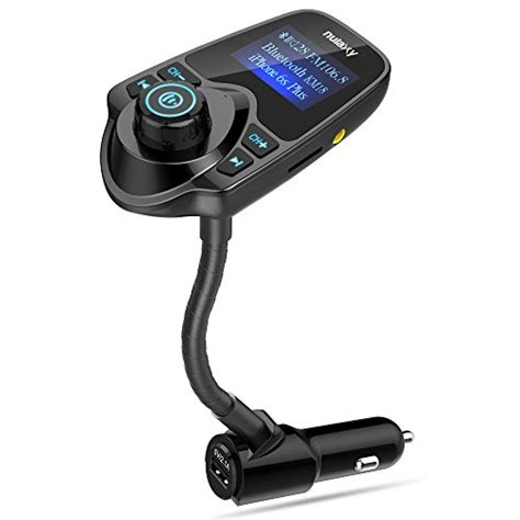 best car bluetooth adapter top 5 best bluetooth car adapter for sale 2016 product