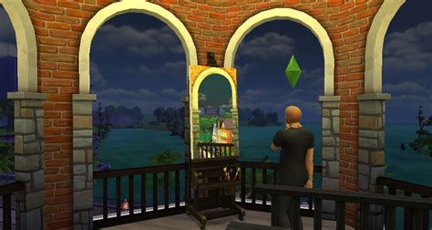 medieval sims 4 simsdelsworld the sims 4 medieval town hall