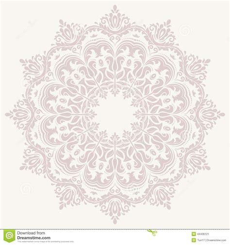 oriental arabesque pattern vector free floral seamless vector pattern orient abstract vector