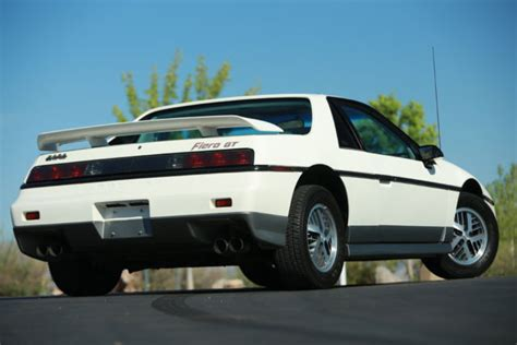 Pontiac Fiero Performance by Collectors Quality 1985 Pontiac Fiero Gt Ws6 Performance