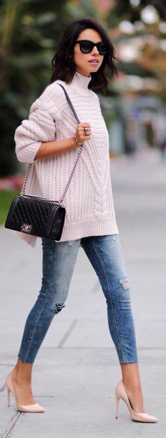 light pink oversized sweater pinterest the world s catalog of ideas