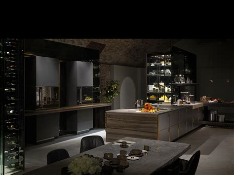 at the kitchen electrolux and poggenpohl introduce pioneering kitchen concept electrolux