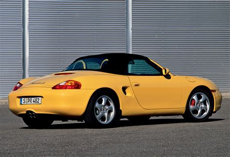 1999 porsche boxster s 986 specifications photo