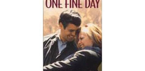 one fine day film review one fine day movie review for parents