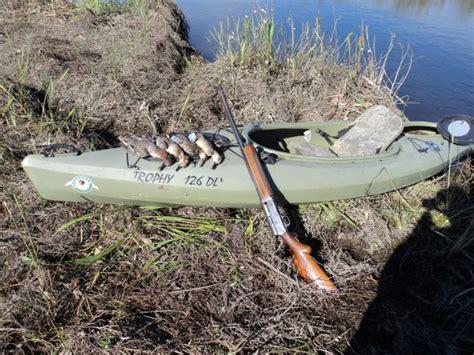 canoes for hunting duck hunting kayak car interior design