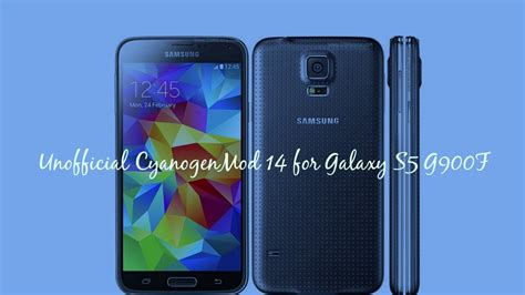 android galaxy s5 install cm14 nougat rom on galaxy s5 g900f android 7 0