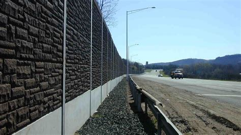 highway noise barriers  science  mixed