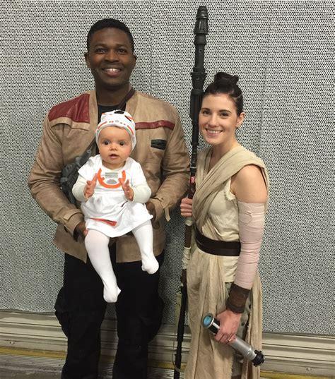 esta familia hace cosplay junta  la fuerza es muy
