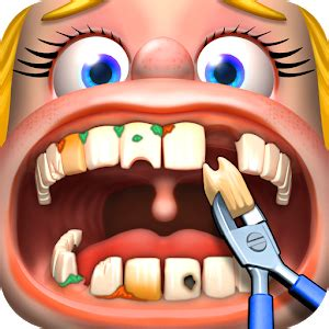 Apple Barn Store Crazy Dentist Fun Games Android Apps On Google Play