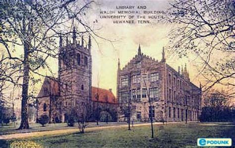 history of the of the south at sewanee tennessee from its founding by the southern bishops clergy and laity of the episcopal church in 1857 to the year 1905 classic reprint books sewanee tennessee information epodunk
