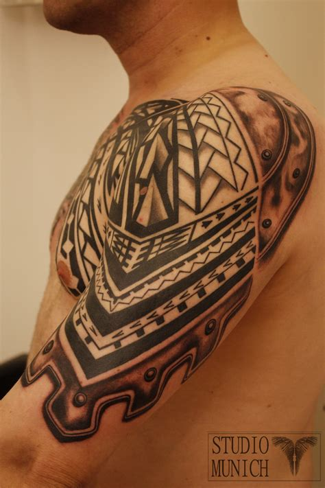 tattoo studio munich 187 henna dot art ornamental maori