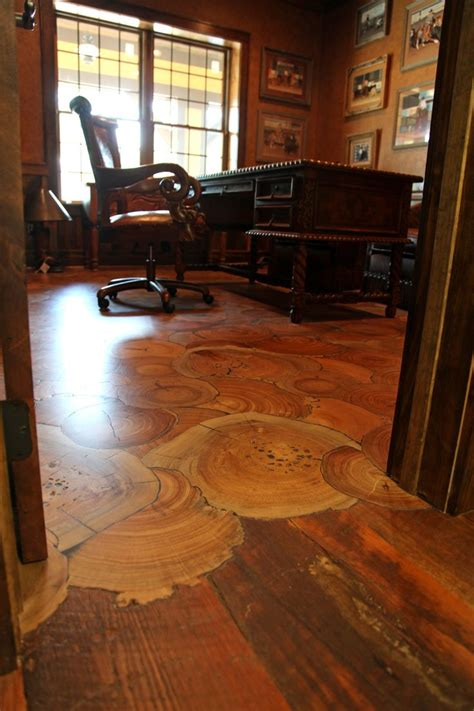 wood floor of the year 2014 taking center stage