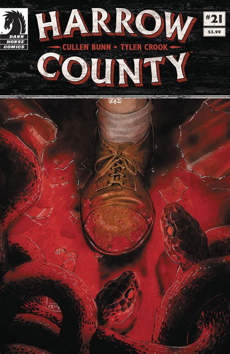 harrow county 3 doctor harrow county 21 fresh comics