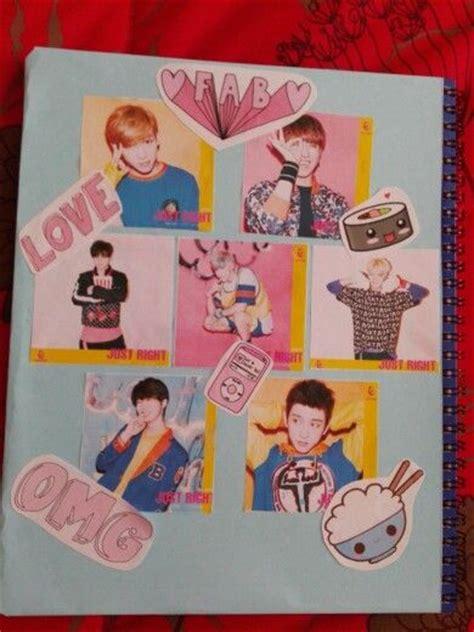 Got7 Notebook Sailor Ver Kpop Notebook decorar cuaderno kpop got7 cuadernos got7