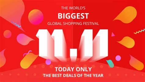 china focus singles day shopping bonanza goes global