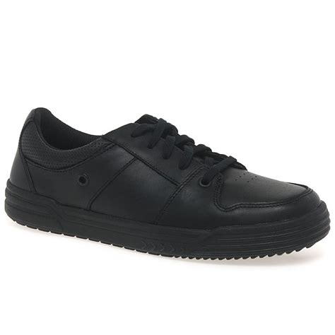 boy and shoes clarks harlem spin boy s black leather shoes charles