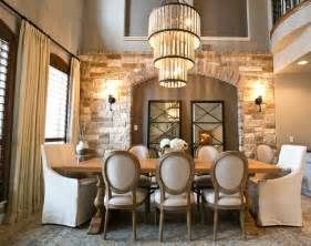 modern rustic dining dining room by robin gonzales interiors