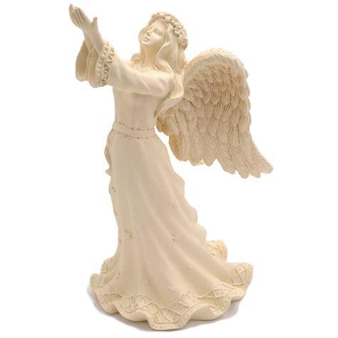 angel star figurine 9 inch large angel figurines