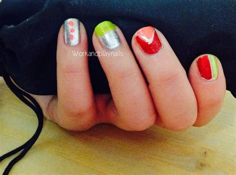 easy nail art neon easy neon nail art add photo gallery with bright easy neon