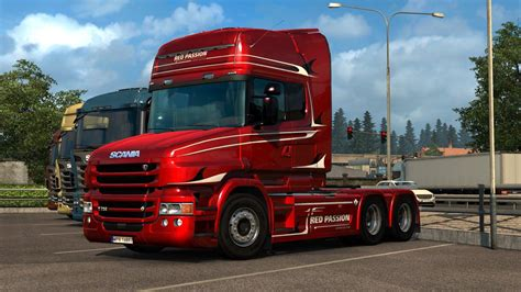scania t rjl limited edition skin ets 2 mods