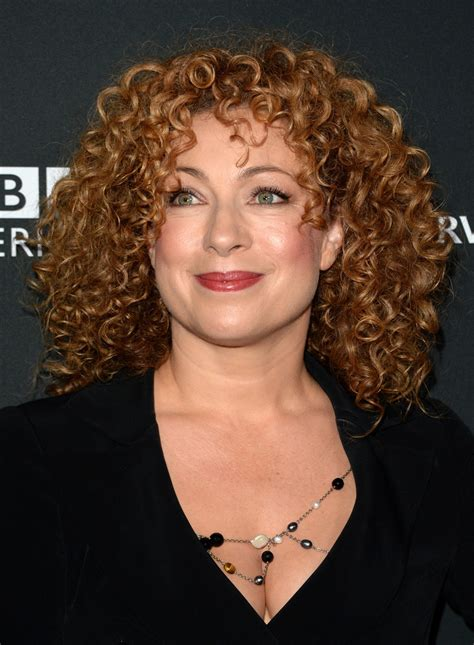 alex kingston medium length curly hair style cool curly hair which celebrity does the person above remind you of