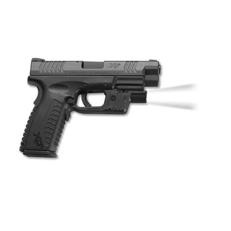 lightguard tactical light for springfield xdm and xd