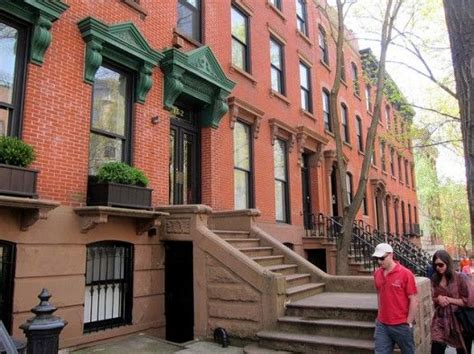 Brownstone Apartments Jersey City Nj Townhomes And Brownstones Are Common In And Parts