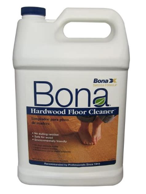 bona hardwood floor cleaner refill 128 ounce real wood
