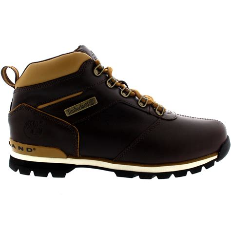 mens snow hiking boots mens timberland splitrock 2 hiker winter snow lace up