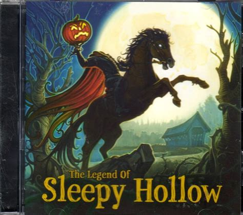 the legend of sleepy the legend of sleepy hollow halloween story w character voices sounds music 96741299520 ebay