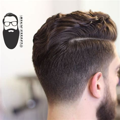 midway part hair updos 50 cool guy s haircuts