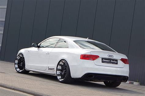 Audi S5 Tuning by Senner Tuning Audi S5 And A5 Sportback