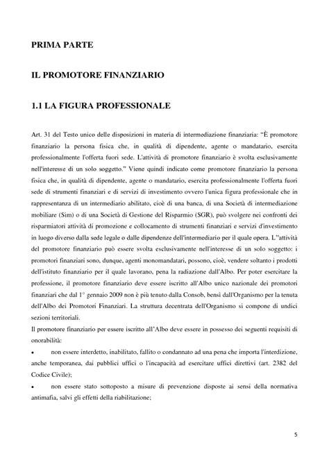 promotore finanziario banca il ruolo promotore finanziario il caso banca fineco