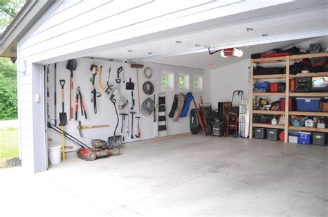 Garage Makeovers by The Labbe House Project Cliff Amp Stephanie S House