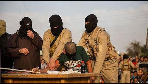 imagenes impactantes del estado islamico estado isl 225 mico as 237 castig 243 a un ladr 243 n en mosul en irak