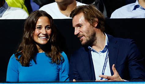 Pippa Middleton And James Matthews Surprise Public With