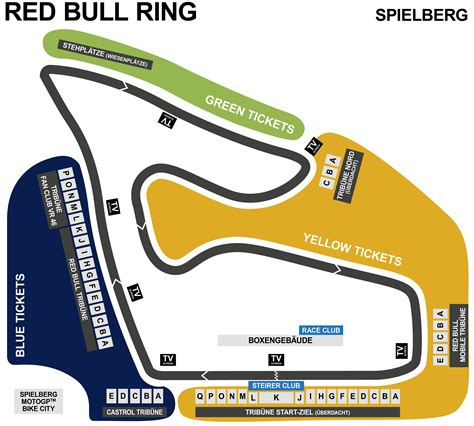 Motorradrennen Tickets by Motogp Spielberg Bull Ring Spielberg Ticket Krone At